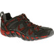 Merrell Waterpro Maipo Shoes Men black/red